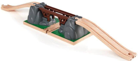 Brio Trains - Collapsing Bridge