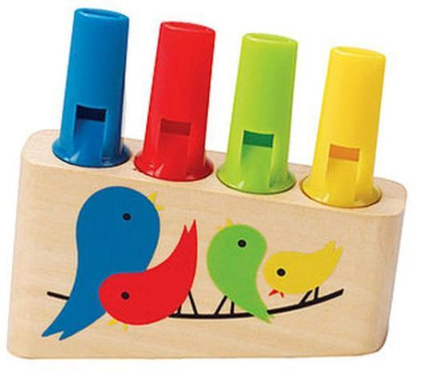 Hape Early Melodies Rainbow Pan Flute