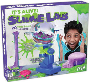 SmartLab It's Alive! Slime Lab