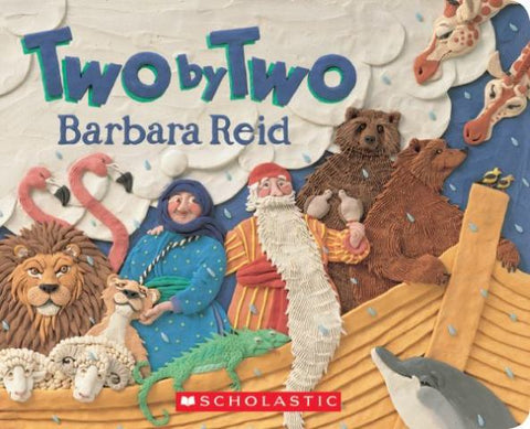 Two by Two Board Book