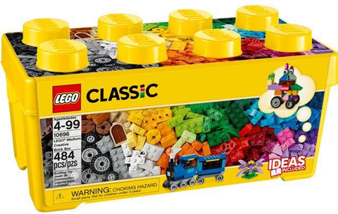 LEGO Classic Creative Brick Box, Medium