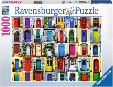 Ravensburger Doors of the World, 1000 Piece