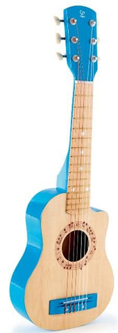 Hape Music Guitar, Blue Lagoon