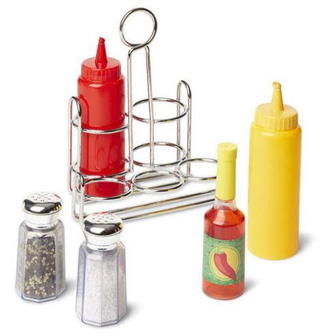 Melissa & Doug Let's Play House Condiment Set
