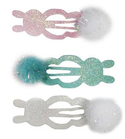 Great Pretenders Happy Hopping Bunny Hair Clips