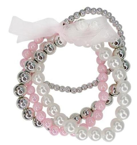 Great Pretenders Fashion - Pearly to Wed Bracelets