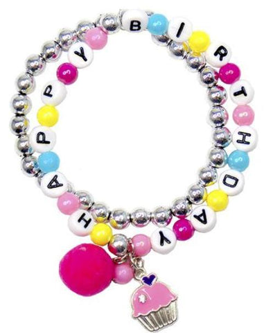 Great Pretenders Fashion - Happy Birthday Bracelets
