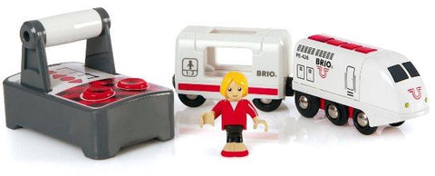 Brio Trains - Remote Control Travel Train