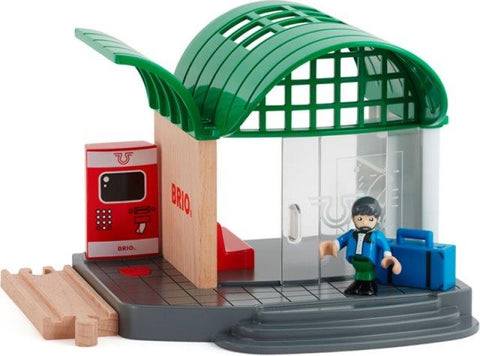 Brio Trains - Station