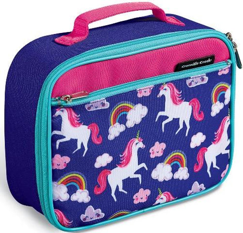 Crocodile Creek Lunch Box Unicorn