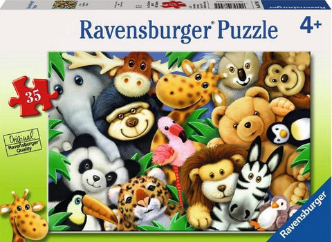 Ravensburger Puzzle 35 Piece, Softies