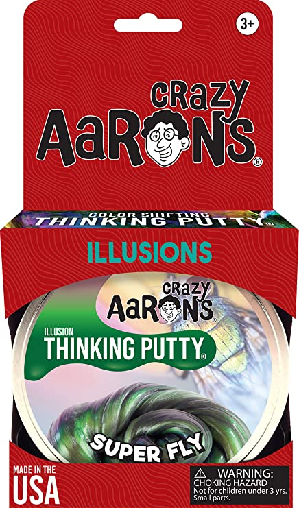 Aaron's Thinking Putty World Super Illusions - Super Fly