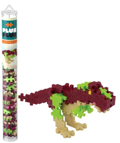 Plus-Plus Tube T-Rex