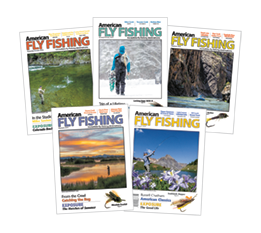 Eastern Fly Fishing Back Issues (Print)