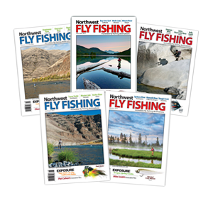 Northwest Fly Fishing Back Issues (Print)
