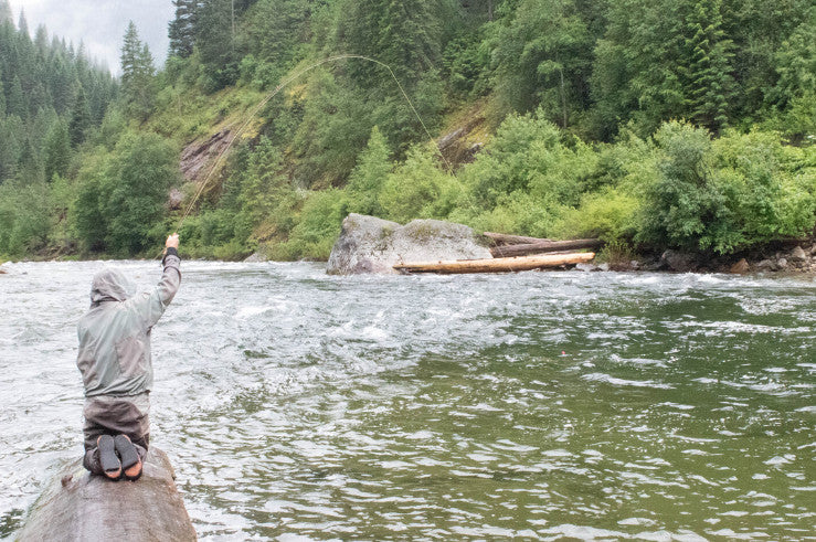 North Fork Clearwater River, ID