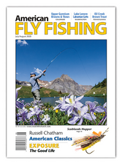 American Fly Fishing July/August 2020 (Print)