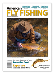 American Fly Fishing Nov/Dec 2020 (Print)