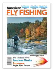 American Fly Fishing Sept/Oct 2020 (Print)