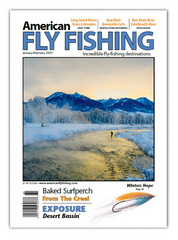 American Fly Fishing Jan/Feb 2021 (Print)