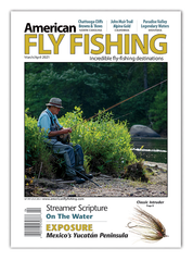 American Fly Fishing March/April 2021 (Print)