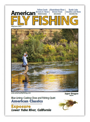 American Fly Fishing May/June 2021 (Print)