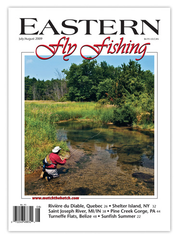 Eastern Fly Fishing July/August 2009 (PDF) Download