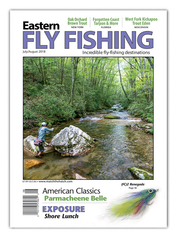 Eastern Fly Fishing July/August 2018 (Print)