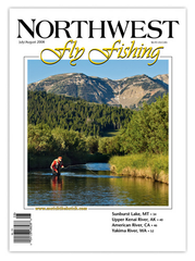 Northwest Fly Fishing July/August 2008 (Print)