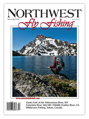 Northwest Fly Fishing March/April 2009 (Print)