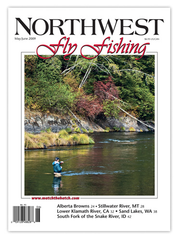 Northwest Fly Fishing May/June 2009 (Print)