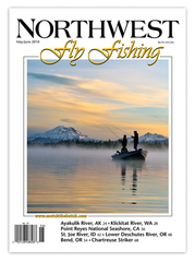 Northwest Fly Fishing May/June 2010 (Print)