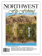 Northwest Fly Fishing March/April 2011 (Print)