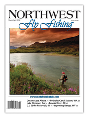 Northwest Fly Fishing March/April 2012 (Print)