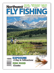 Northwest Fly Fishing July/August 2016 (Print)