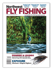 Northwest Fly Fishing Nov/Dec 2017 (Print)