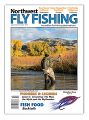 Northwest Fly Fishing Sept/Oct 2017 (Print)