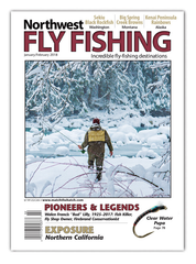 Northwest Fly Fishing Jan/Feb 2018 (Print)