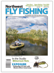 Northwest Fly Fishing May/June 2018 (Print)