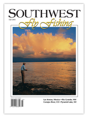 Southwest Fly Fishing Fall 2001 (Print)