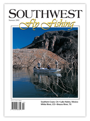 Southwest Fly Fishing Summer 2002 (Print)