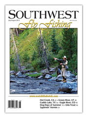 Southwest Fly Fishing July/August 2012 (Print)