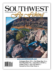 Southwest Fly Fishing Nov/Dec 2012 (Print)
