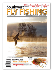 Southwest Fly Fishing Jan/Feb 2013 (Print)