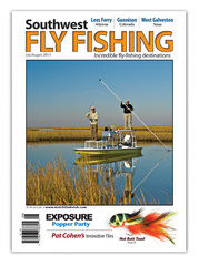 Southwest Fly Fishing July/August 2013 (Print)