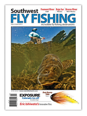 Southwest Fly Fishing March/April 2013 (Print)