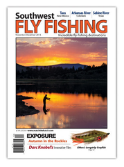Southwest Fly Fishing Nov/Dec 2013 (Print)