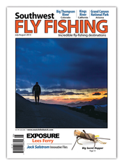 Southwest Fly Fishing July/August 2014 (Print)