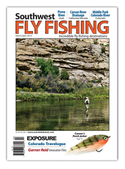 Southwest Fly Fishing March/April 2014 (Print)