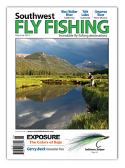 Southwest Fly Fishing May/June 2014 (Print)